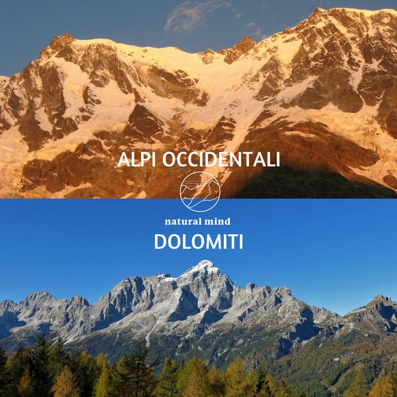 La montagna giusta per te